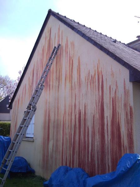 Hallez entretien votre maison nettoyage fa ade pignon - Nettoyage des facades de maison ...